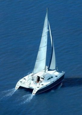 Catamarans Cruising Greece