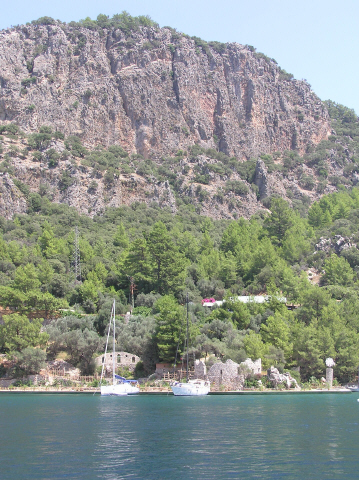 Yacht Charters At Olu Deniz Turkey